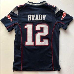 Tom brady kids jersey